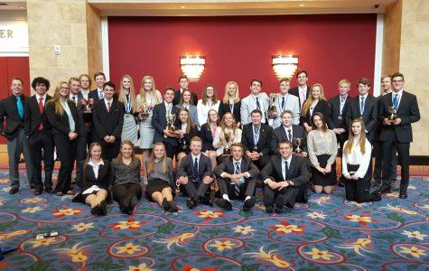 Congratulations to Conifer DECA students