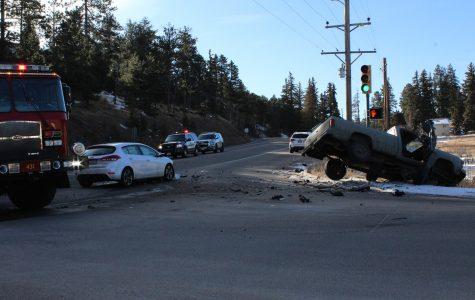 Conifer Crash