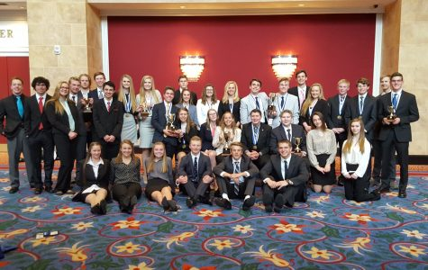 Congratulations to Conifer DECA students