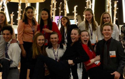 HOSA students win big at State Competition