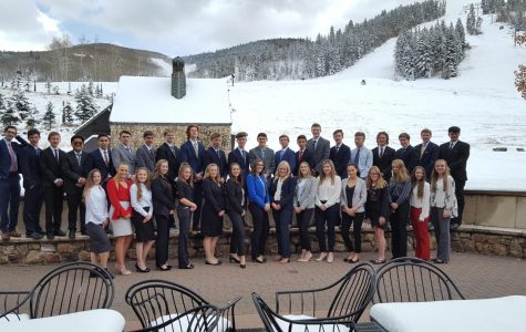 DECA Success at Beaver Creek Invitational