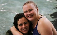 Girls swim team heads to state