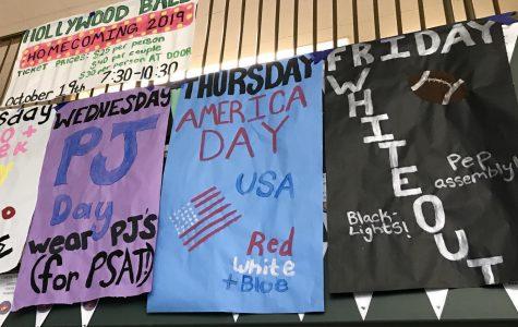 School Spirit . . . and racism?