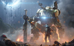 TitanFall 2 characters from the campaign.